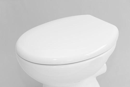 01/T 01/T Thermoplast toiletzitting t.b.v. WC/bidet art. G1051/P - G1051