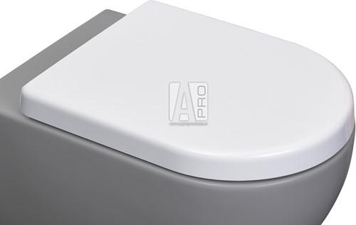 QKCW03 App toiletzitting met soft-close en quick release