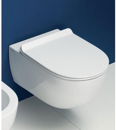 5051CW05 Link toiletzitting met soft-close en quick release