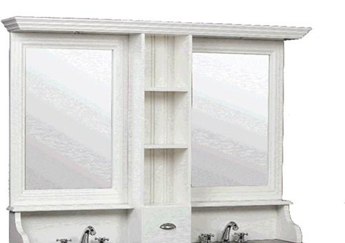 CL160W02 Opbouw voor meubel 160cm. met verlichting