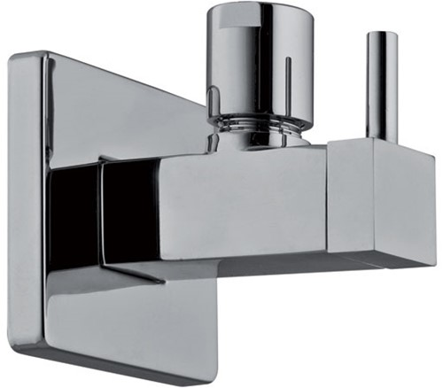 F203CR Sottolavabo - Tap with filter, adjustment and shut off,3/8'' Ø11 outlet