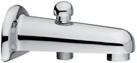 F2041CR Wellness - Wall mounted spout with diverter