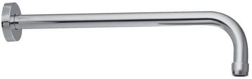 "F2138CR Wall mounted bracket 350 mm - 1/2"""