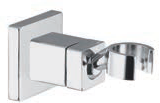 F2204CR Brass shower holder