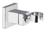 F2204SN Brass shower holder