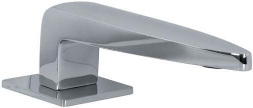 F2367CR Deck mounted bath spout