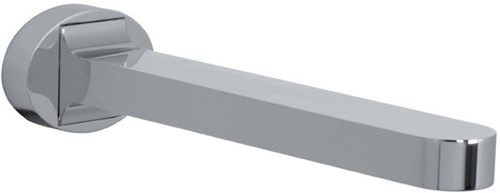 F2398CR Wall mounted bath spout