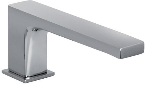 F2415CR Deck mounted bath spout