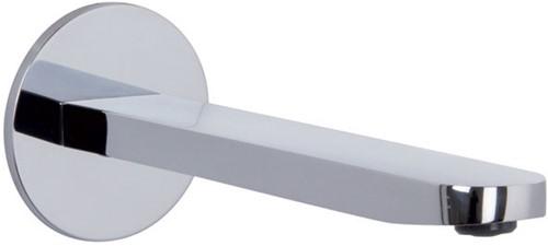 F2456CR Wall mounted bath spout