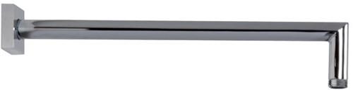 "F2538CR Wall mounted bracket 350 mm - 1/2"""
