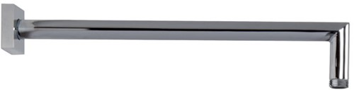F2538CR Wellness - Wall mounted bracket mm 350 - 1/2''