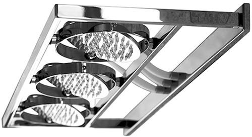 F2850CR Wall mounted showerhead Nu