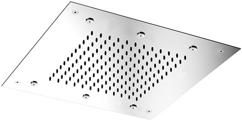F2901CR Hamonia Ceiling mounted stainless steel showerhead