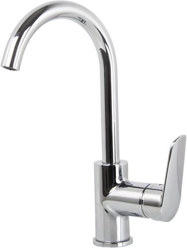 F3011CR Wash basin mixer