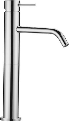 F3031/HCR Sleeve wash basin mixer
