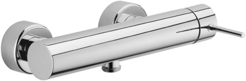 F3035/1CR Exposed shower mixer without shower set