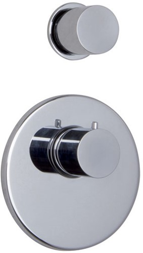 F3253X1CR Thermostatic built-in shower mixer
