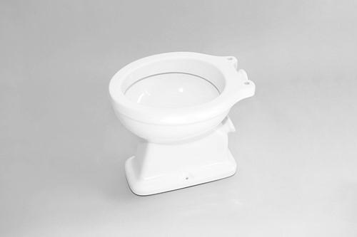 G1012 Staand WC met verticale afvoer - Kleur: GLOSSY WHITE