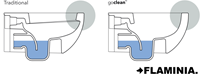 AP119GGRA Mini App wandcloset GoClean®-1