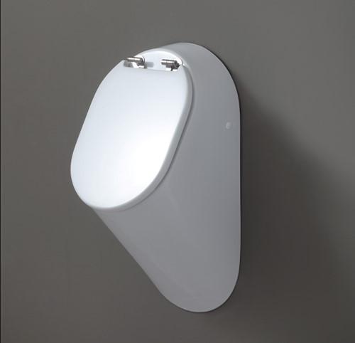 KY29CW01 Deksel KEY voor urinoir - Kleur: GLOSSY WHITE