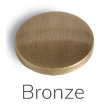 F2044/3BR Wellness - Brass sliding rail