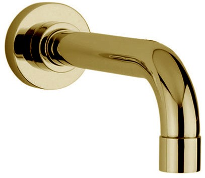 F2095OR 2095 GOLD SPOUT WITH WASHER CM.21