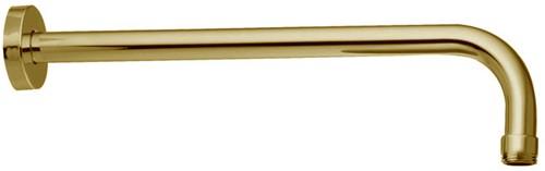 F2138OR Wellness - Wall mounted bracket mm 350 - 1/2''