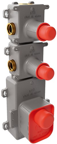 F2462 Fimatherm - Built-in part