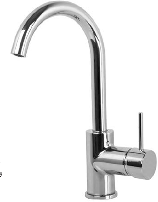 F3041CR.2 Wash basin mixer