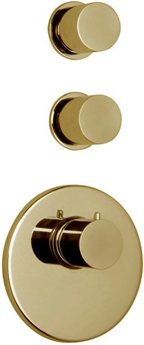 F3253X2OR Thermostatic built-in shower mixer