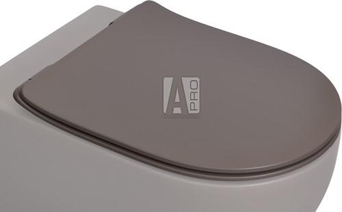 QKCW05FAN App toiletzitting met soft-close en quick release