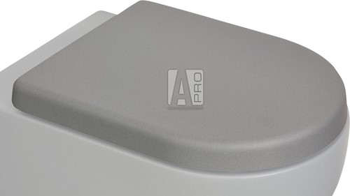 QKCW03GLA App toiletzitting met soft-close en quick release