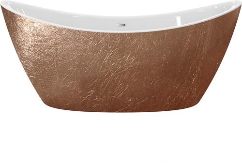 RO531CF18 Vrijstaand bad Copper ROYAL