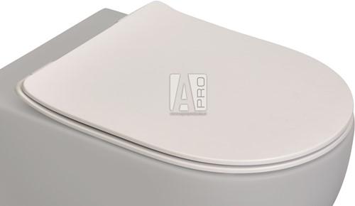 QKCW05LAT App toiletzitting met soft-close en quick release