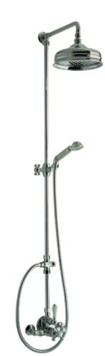 RO-4026021CR Victorian thermostatische stortdoucheset